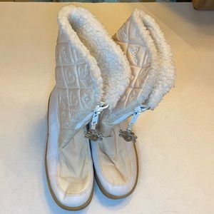 Juicy Couture Limited Edition 2006 Snow Boots